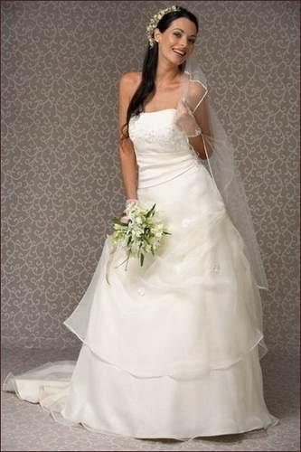 Vestido de novia casa blanca bridal