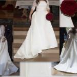 collage fotos venta vestido