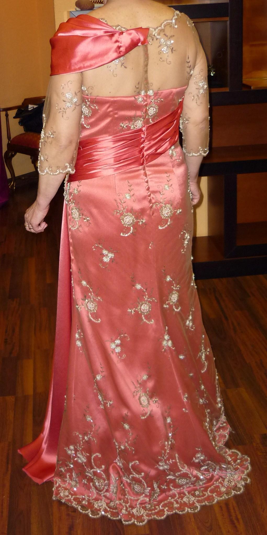 Vestido Madrina | Weddalia