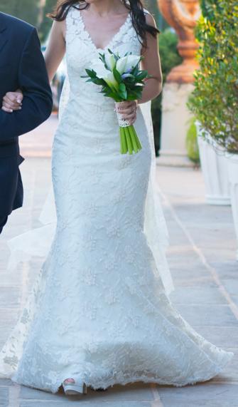 Vestidos de novia en santander