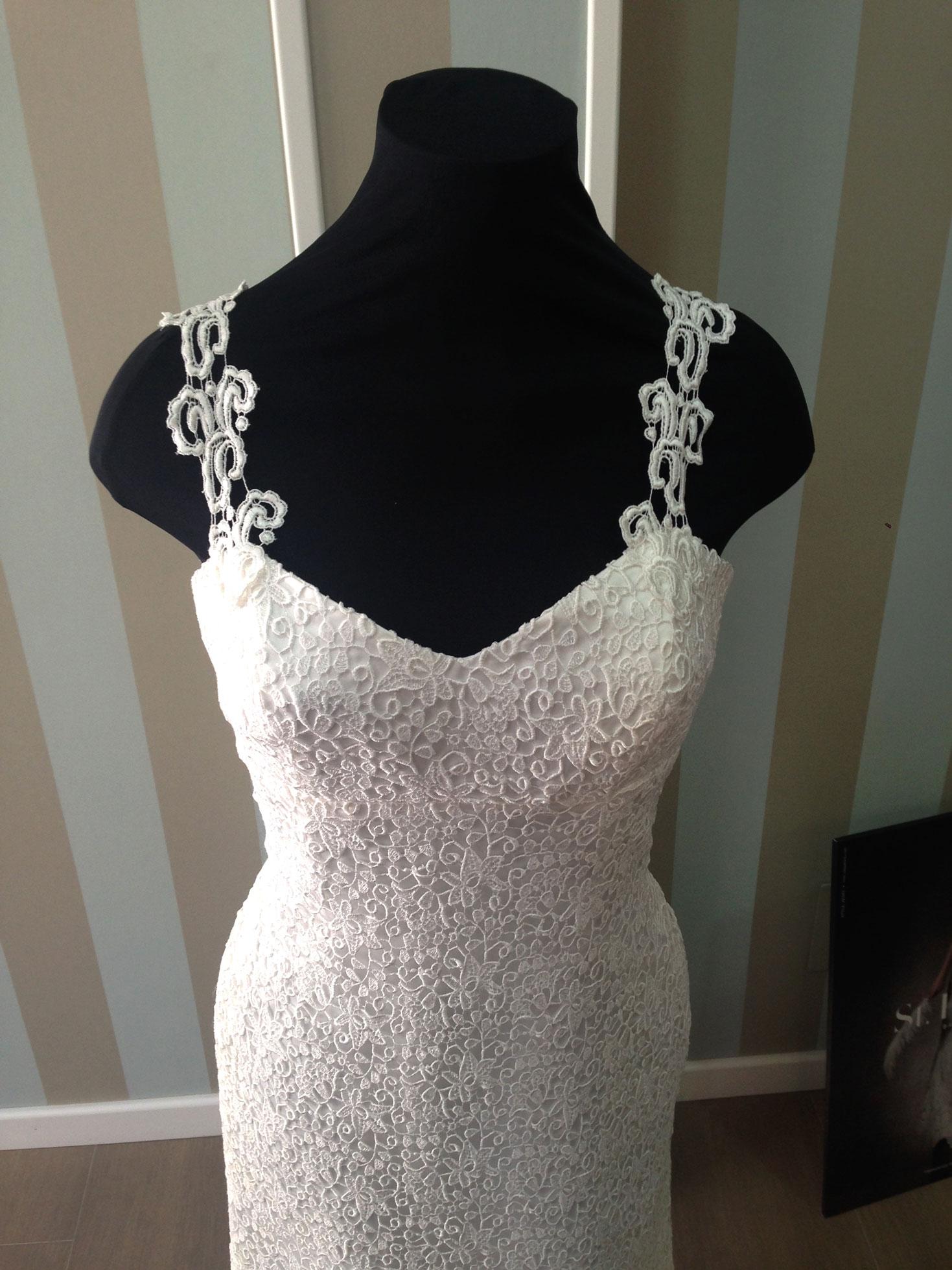 Vestidos de fiesta gelen novias
