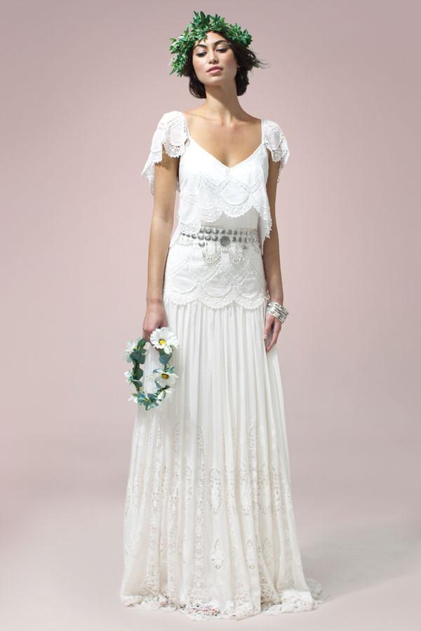 rue de seine mod. eve gown | weddalia