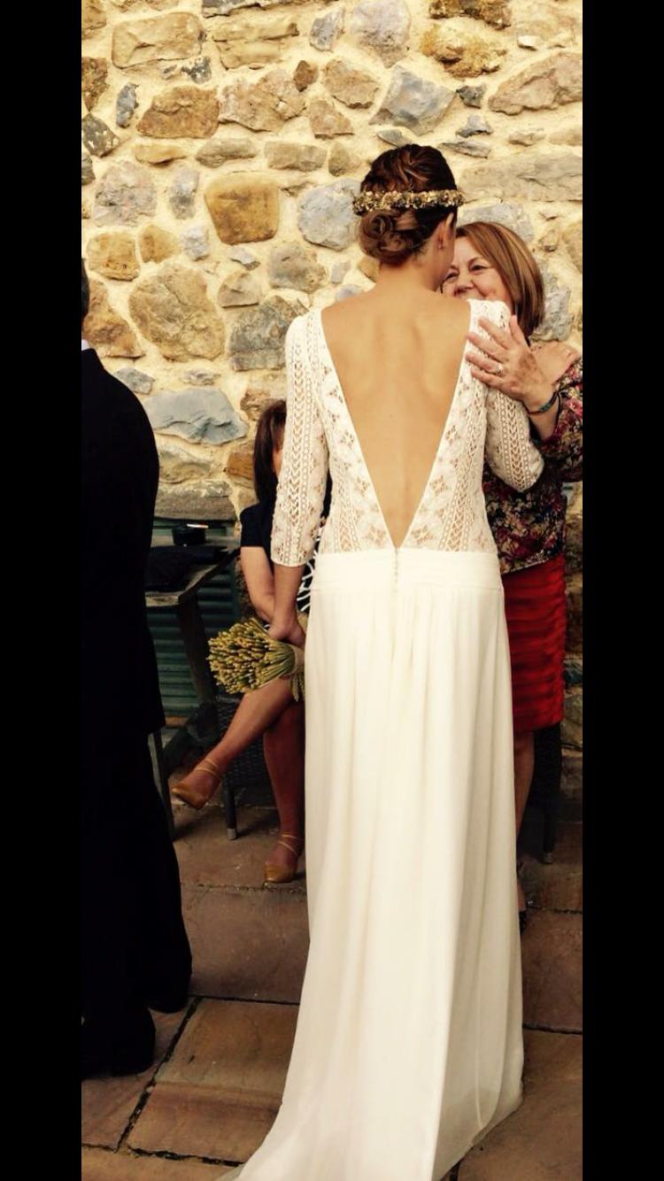 Vestidos novia estilo laure de sagazan