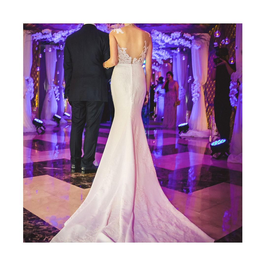 Magnífico Vestido De Novia Pronovias En Venta Motivo - Vestido de ...