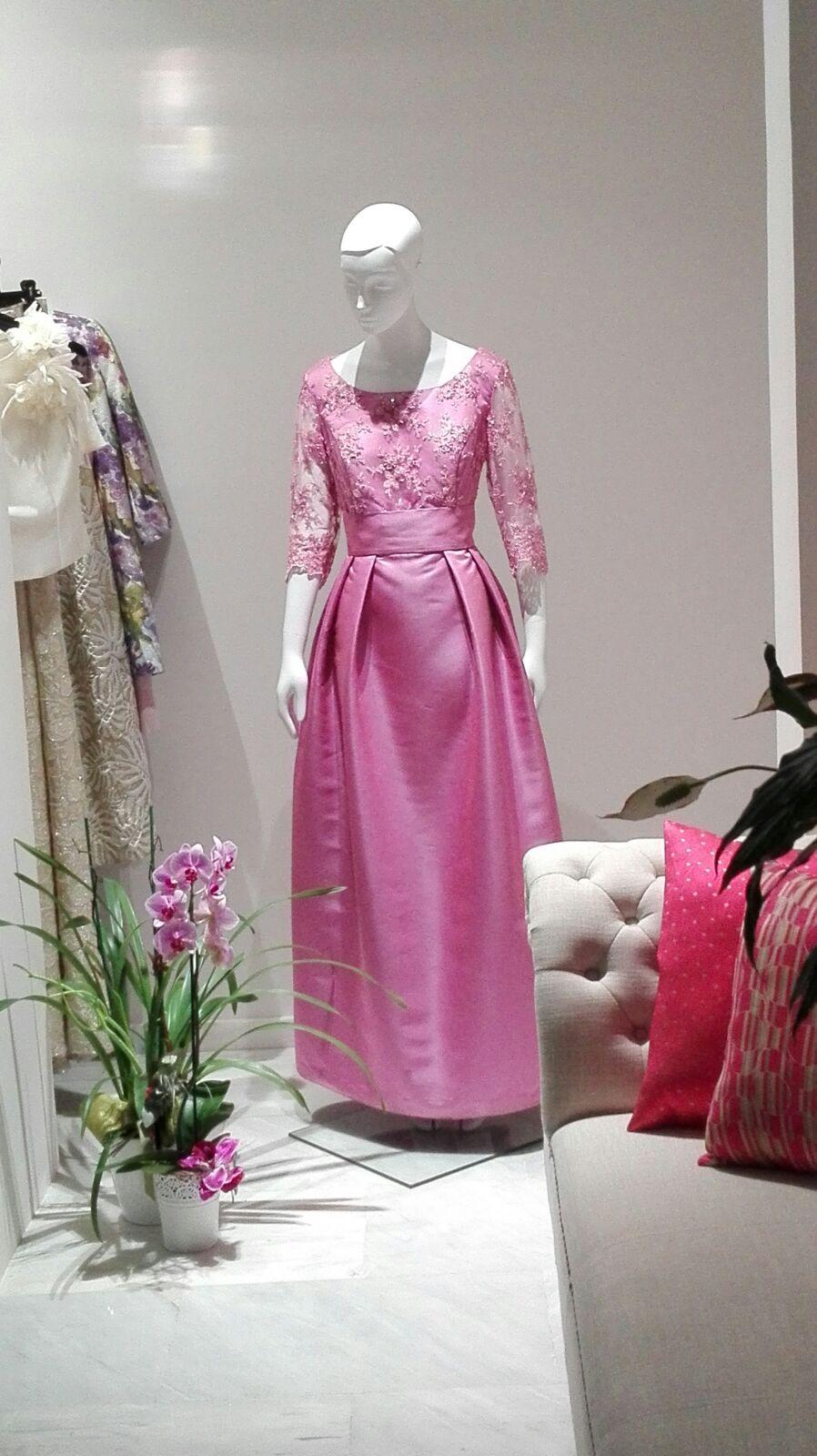 Vestido Madrina T2017 T42 | Weddalia