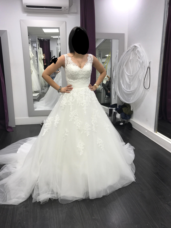 robe de mariee usage a vendre