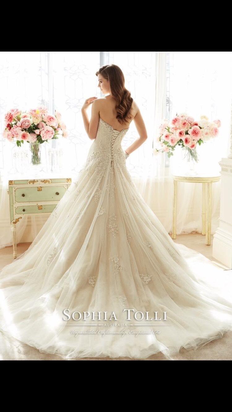Sophia Tolli Y11637 Weddalia