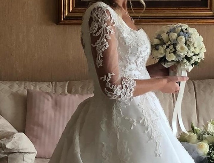 Vestiti Da Sposa Quagliata.Quagliata Sposa 2018 19 Weddalia