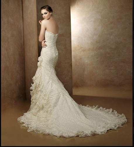 vestidos novia espana