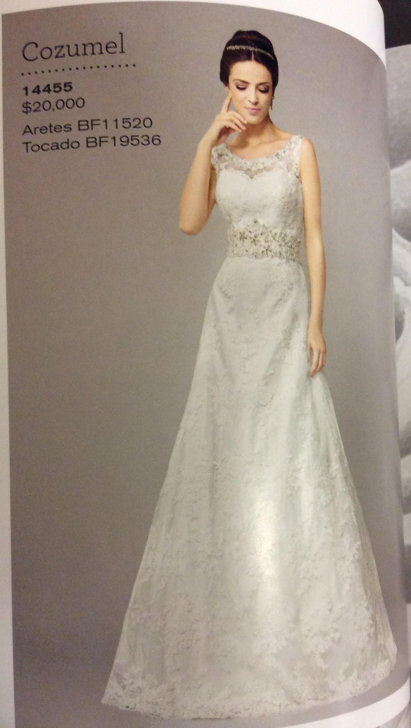 Vestidos de novia no formales