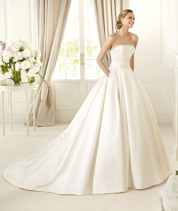 pronovias mod. dalamo | weddalia