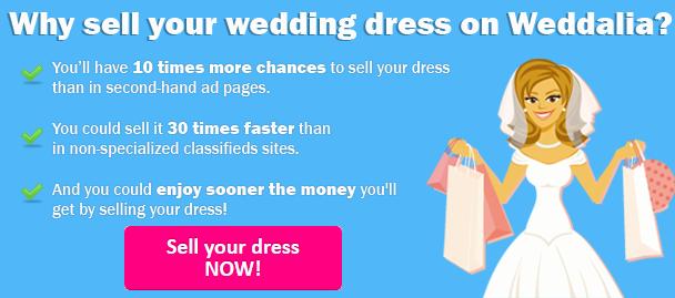 Sell My Wedding Dress With The 1 Site In Uk Weddalia