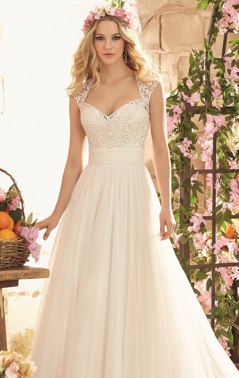 My Wedding Dress 6803 By Voyage Mori Lee